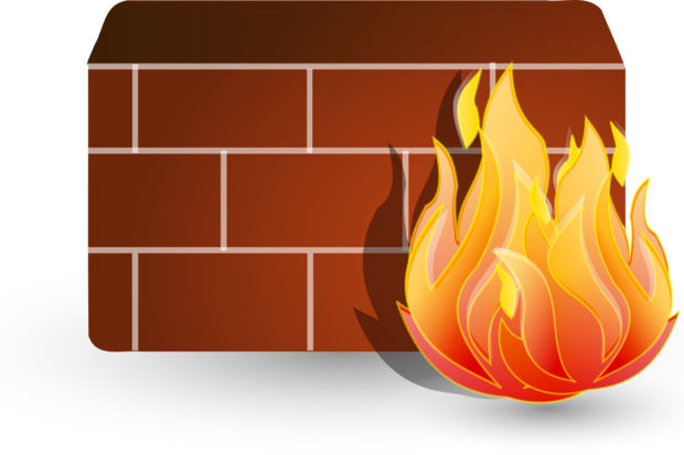 web hosting fire wall