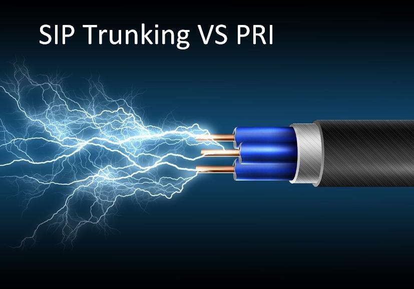 SIP Trunks VS PRI