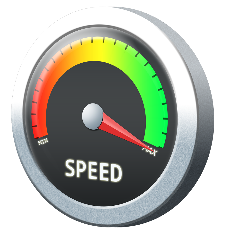Speed Meter Cable Internet