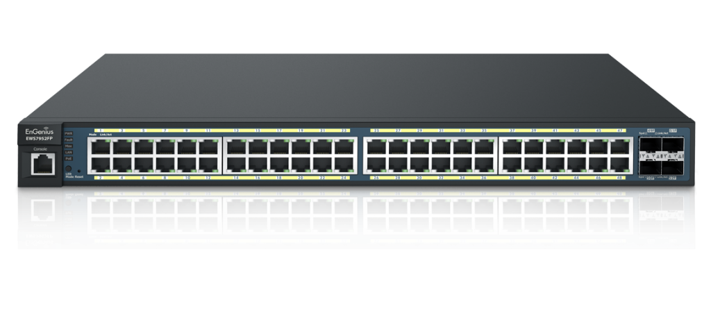 EnGenius 48-port Switch